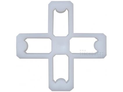 Plastové křížky pro spáry 8mm, výška 5mm, 250ks