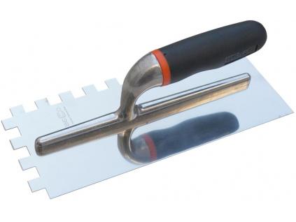 Profesionální hřeben pro obkladače, 280x120mm, zub 12mm