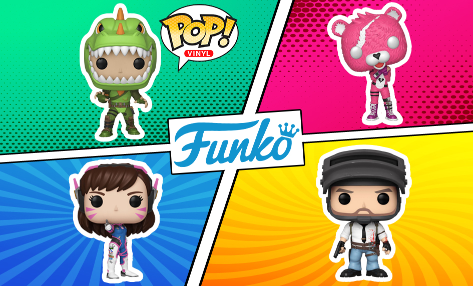Mrkni se na nové oficiální Funko POP figurky!