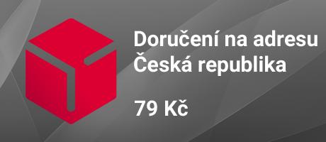Doručení na adresu ČR dpd banner