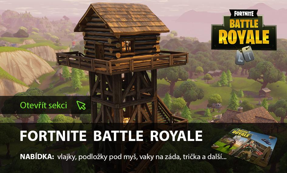 Fortnite Battle Royale sekce FADEE.cz