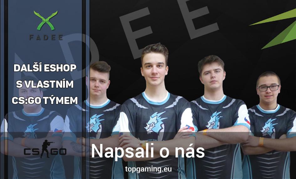 FADEE e-sport (topgaming.eu)
