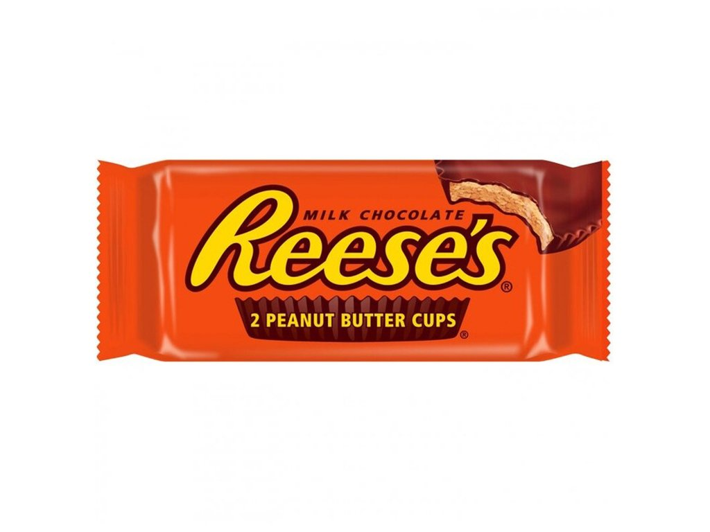reeses 2 peanut butter cups