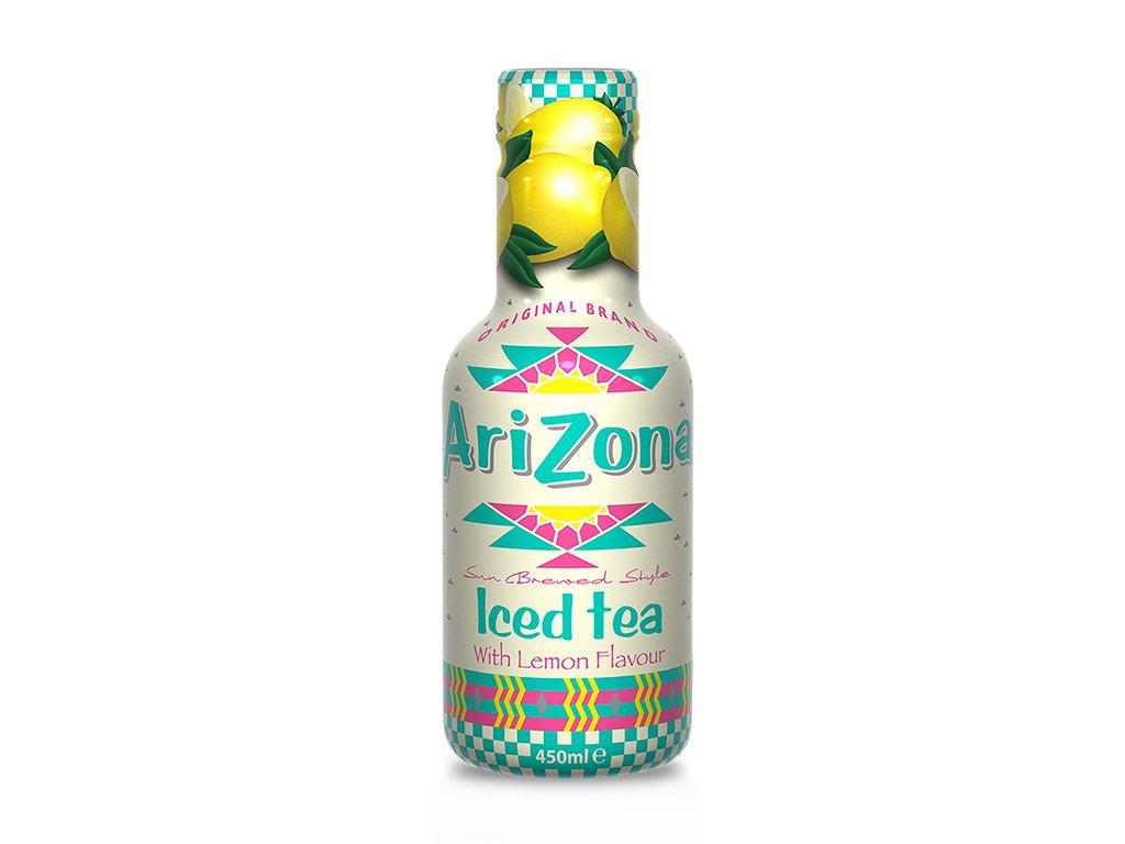 Arizona iced lemon tea 450ml
