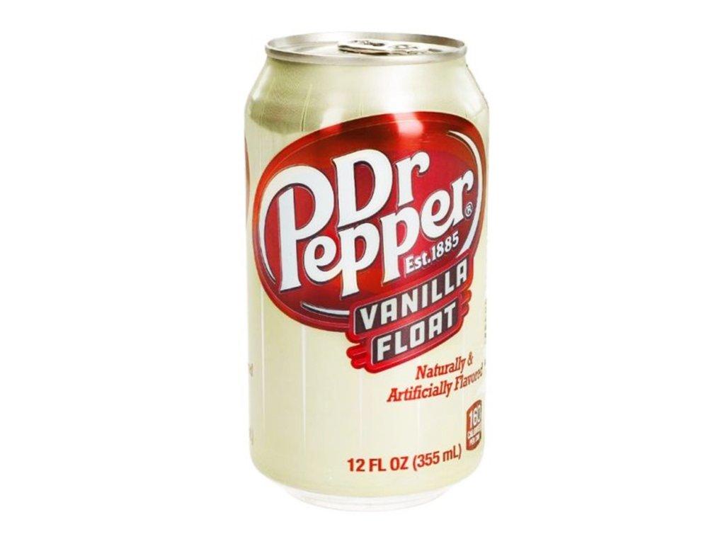 dr pepper vanilla floatt