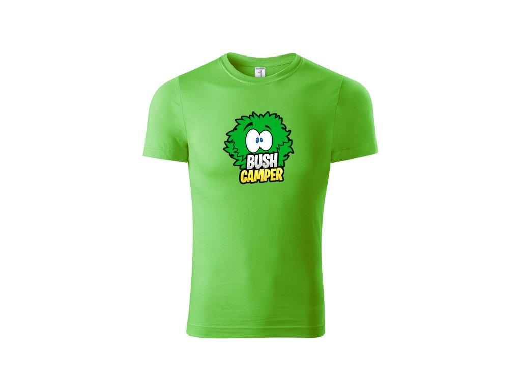 Bush camper