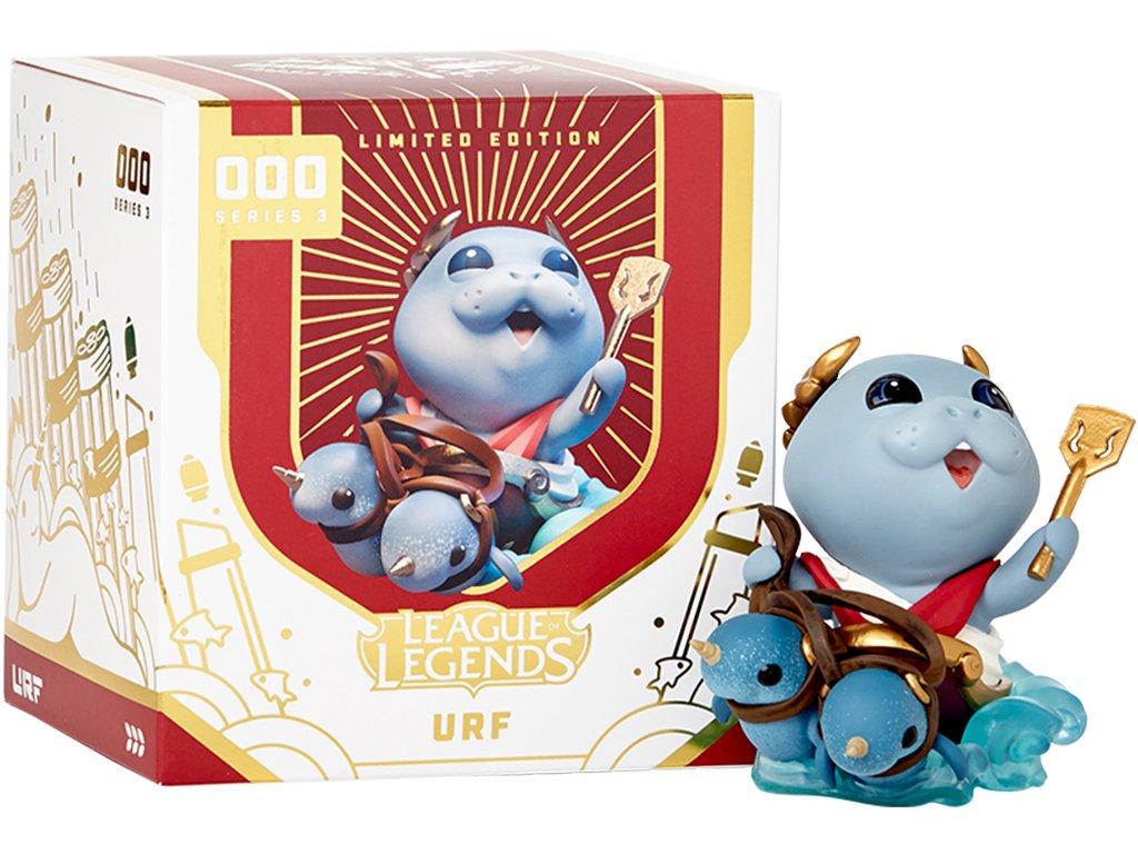 League of Legends Figurka URF 3