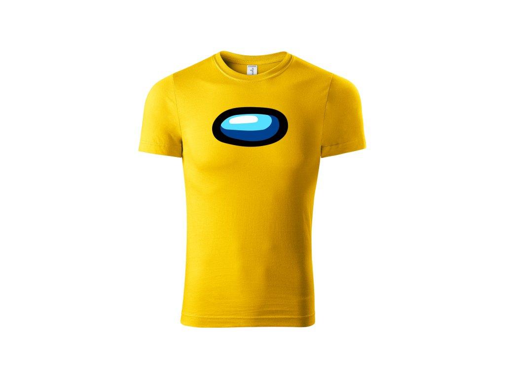 Character žluté