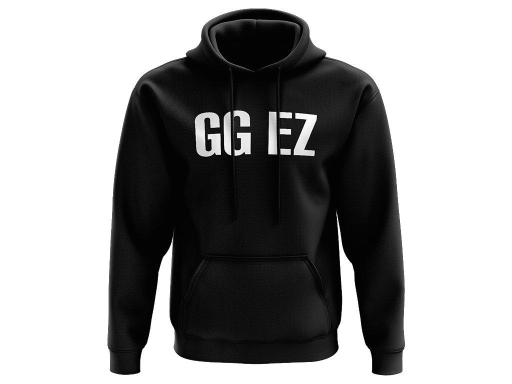 GG EZ černá mikina na web