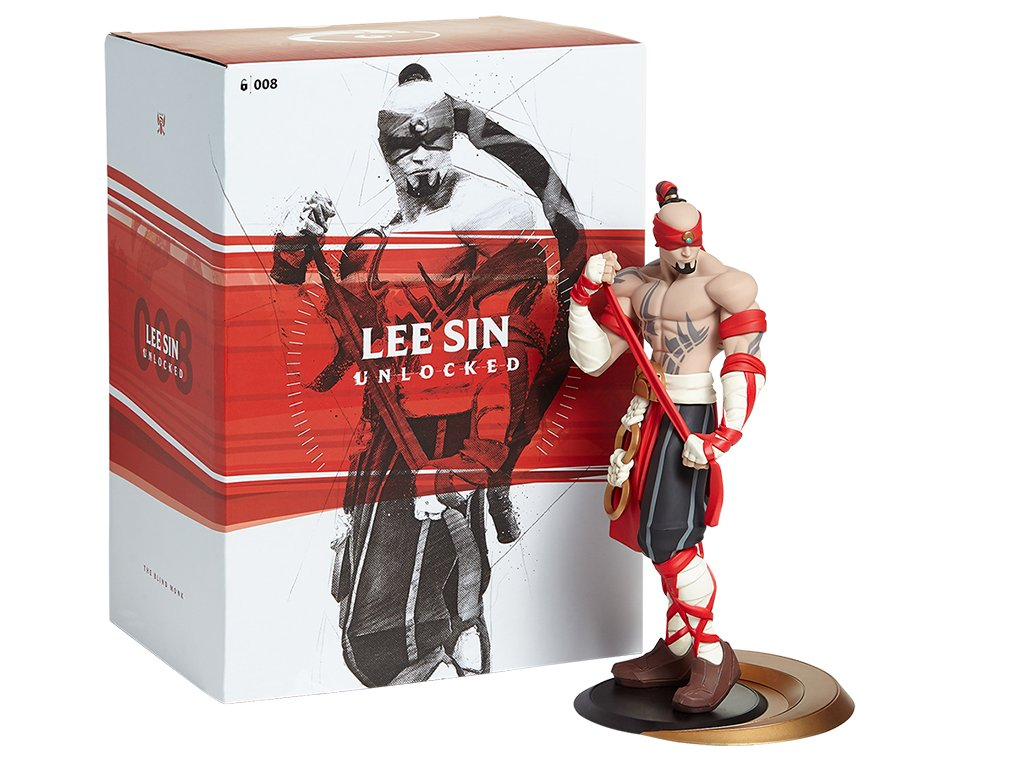 Figurka Lee Sin 4