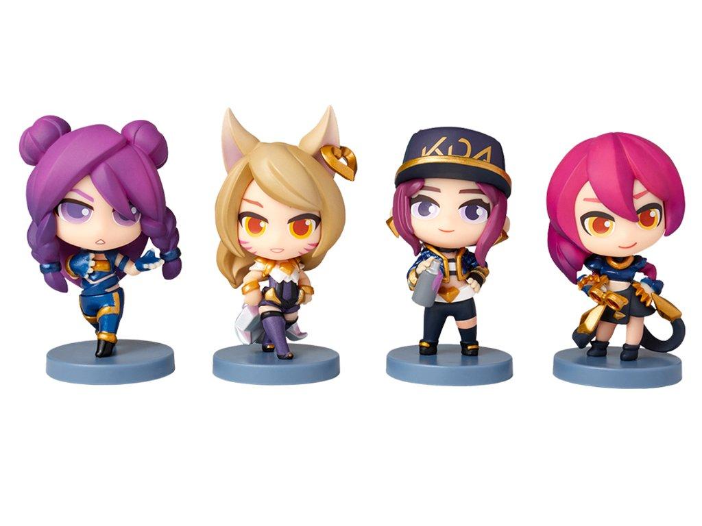 KDA Team Minis figurky