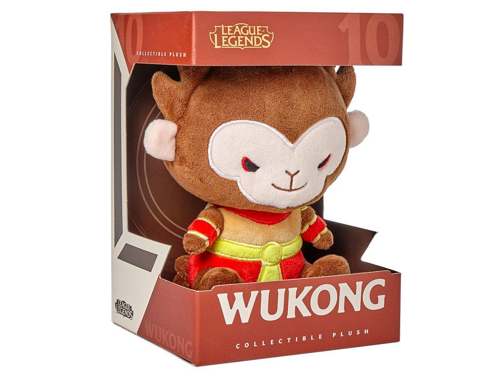 Plyšák Wukong 4