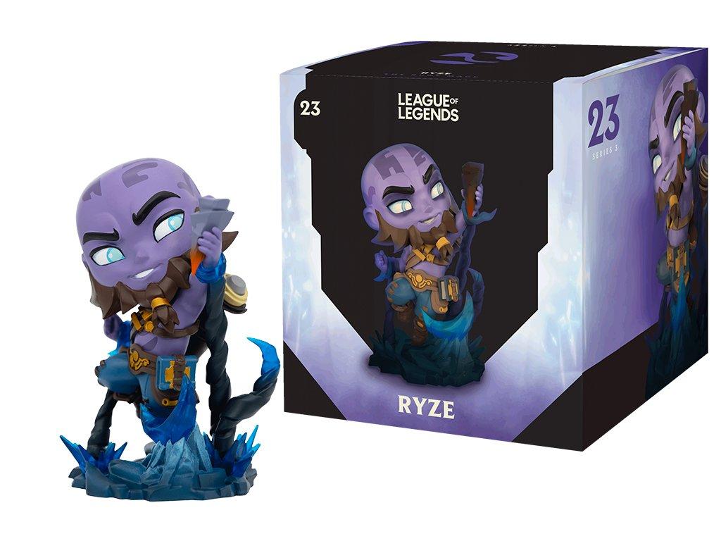 League of legends figurka Ryze 2