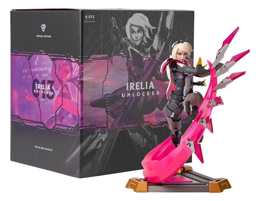League of Legends Project Irelia UNLOCKED 5