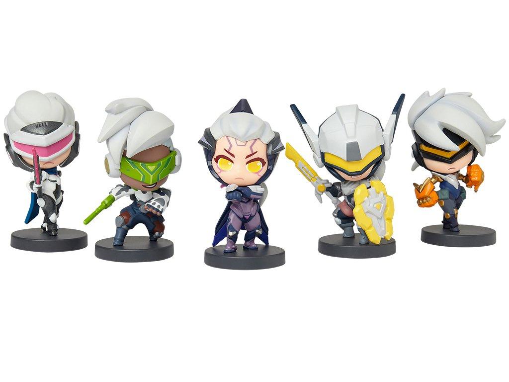 League of Legends set mini figurek PROJECT