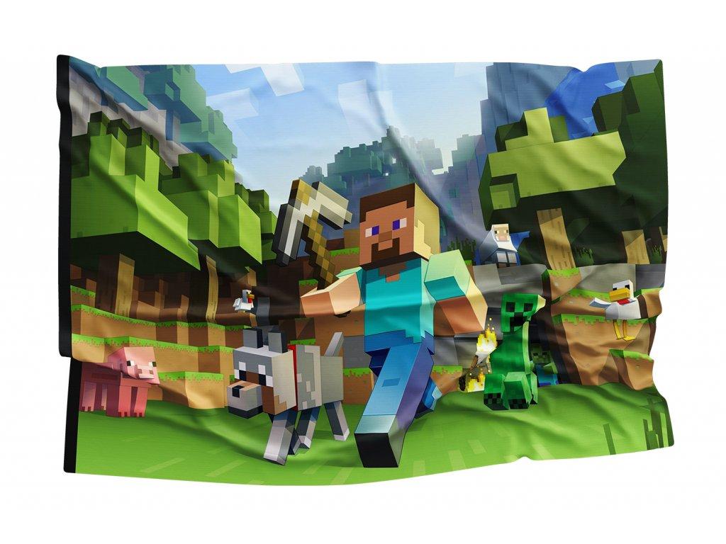Vlajka Minecraft