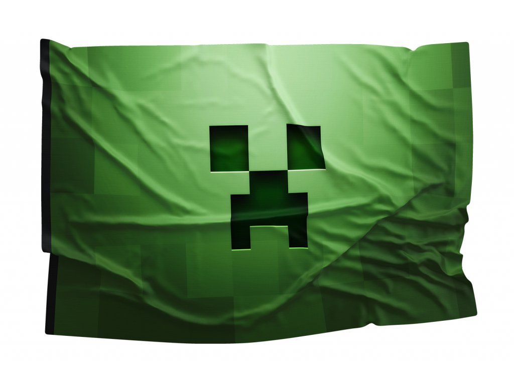 Vlajka Creeper