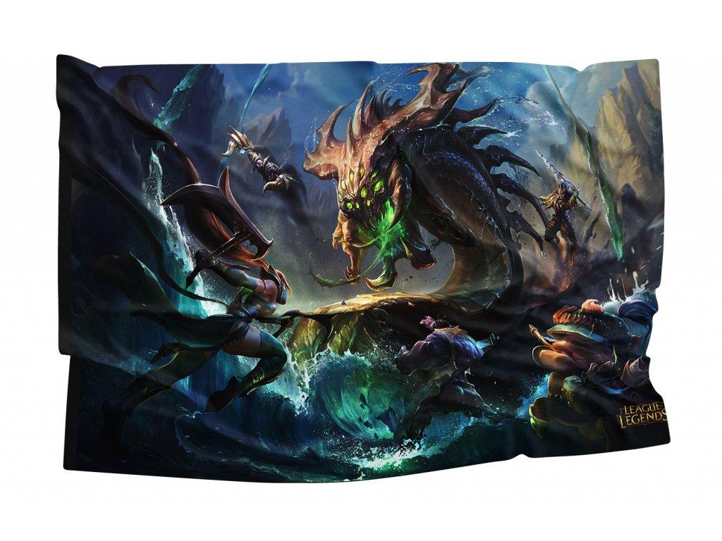 League of Legends Vlajka