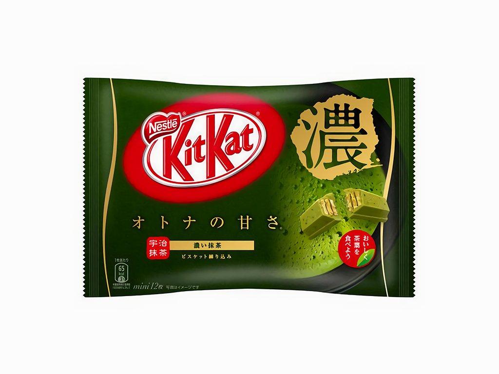 Kitkat Rich Matcha
