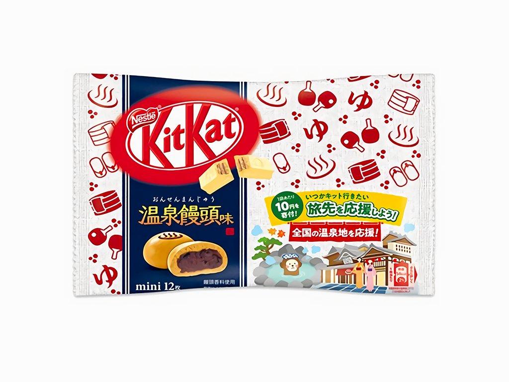 kitkat mantou