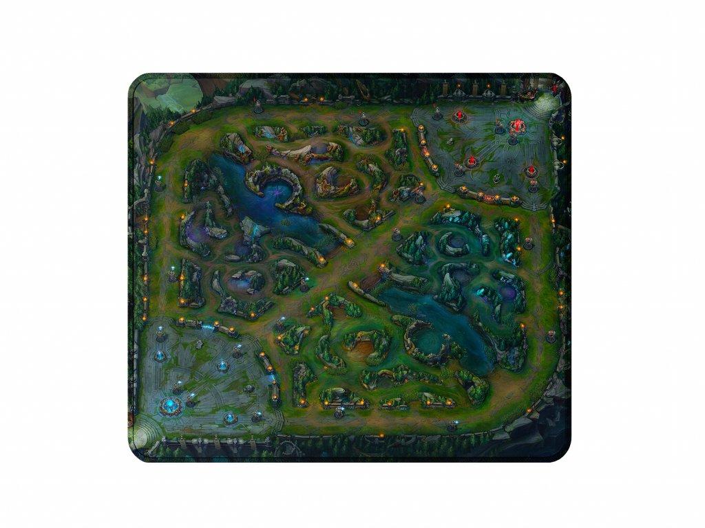 Map (L)