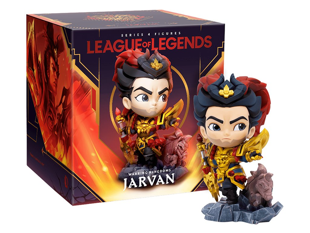 Warring Kingdoms Jarvan IV 2