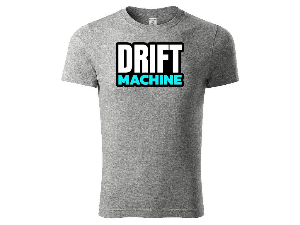 Drift machine mellange