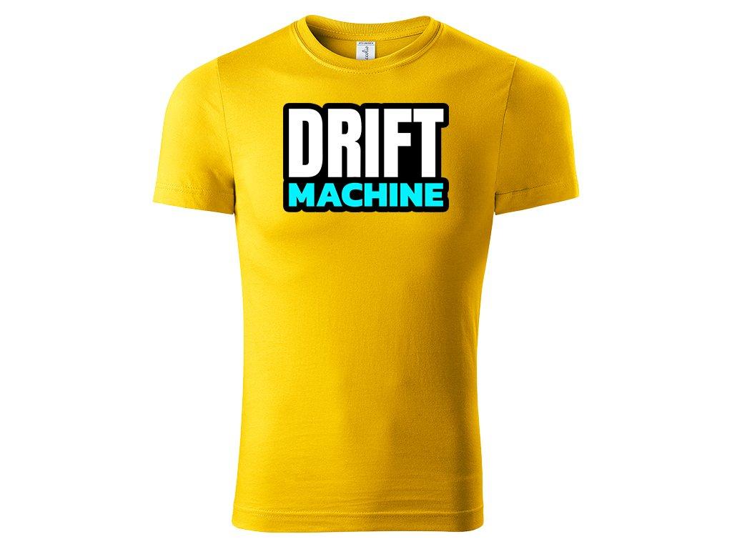 Drift machine zluta