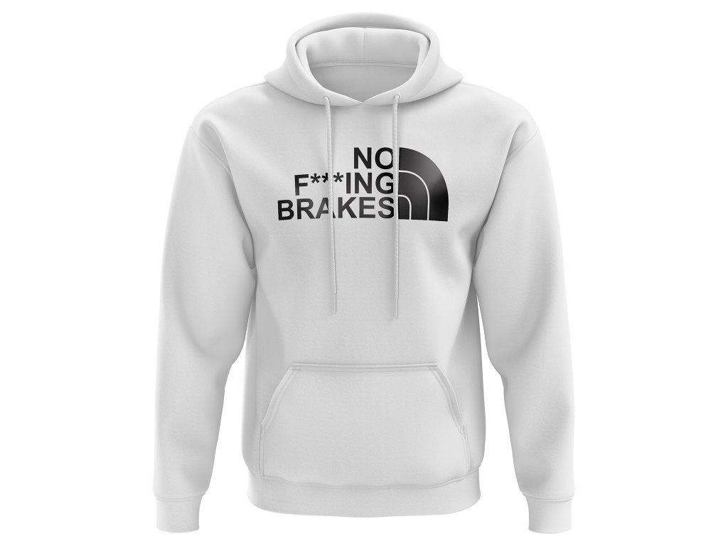 No Brakes white