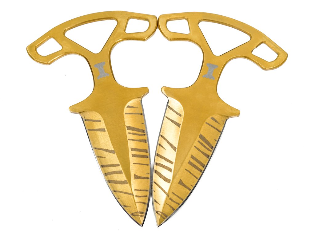 Shadow Daggers Tiger Tooth