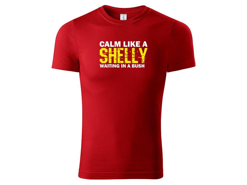 Calm like a shelly