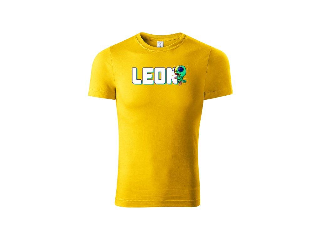 Leon yellow