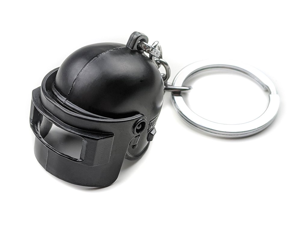 Klíčenka PUBG Helma