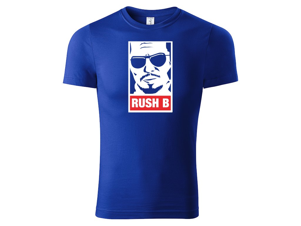 Rush b terrorist blue