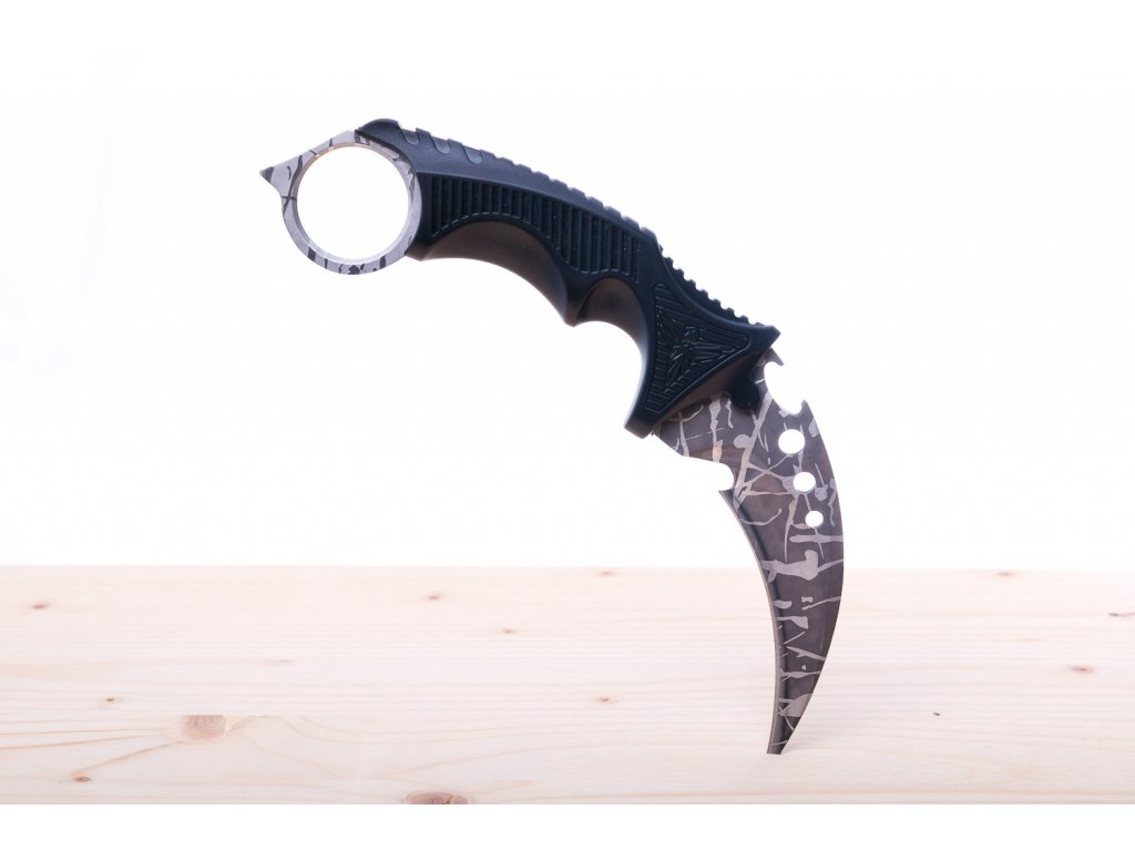 Karambit reaper - Thunderstorm CS:GO nože