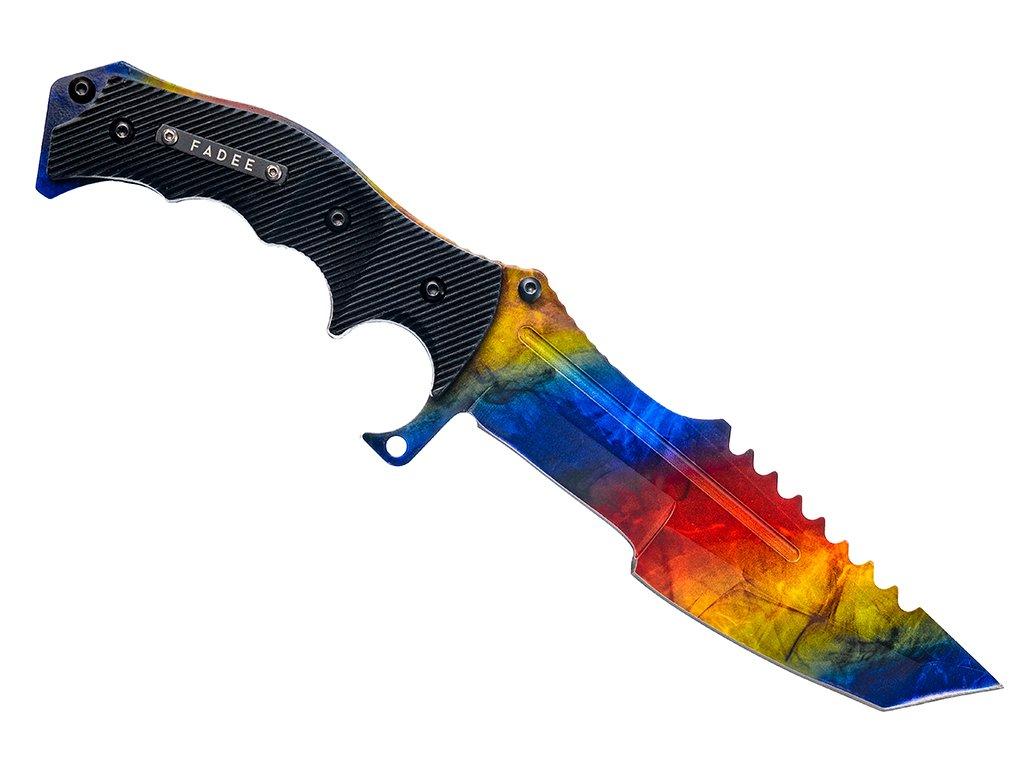 Huntsman - Marble Fade CS:GO nože