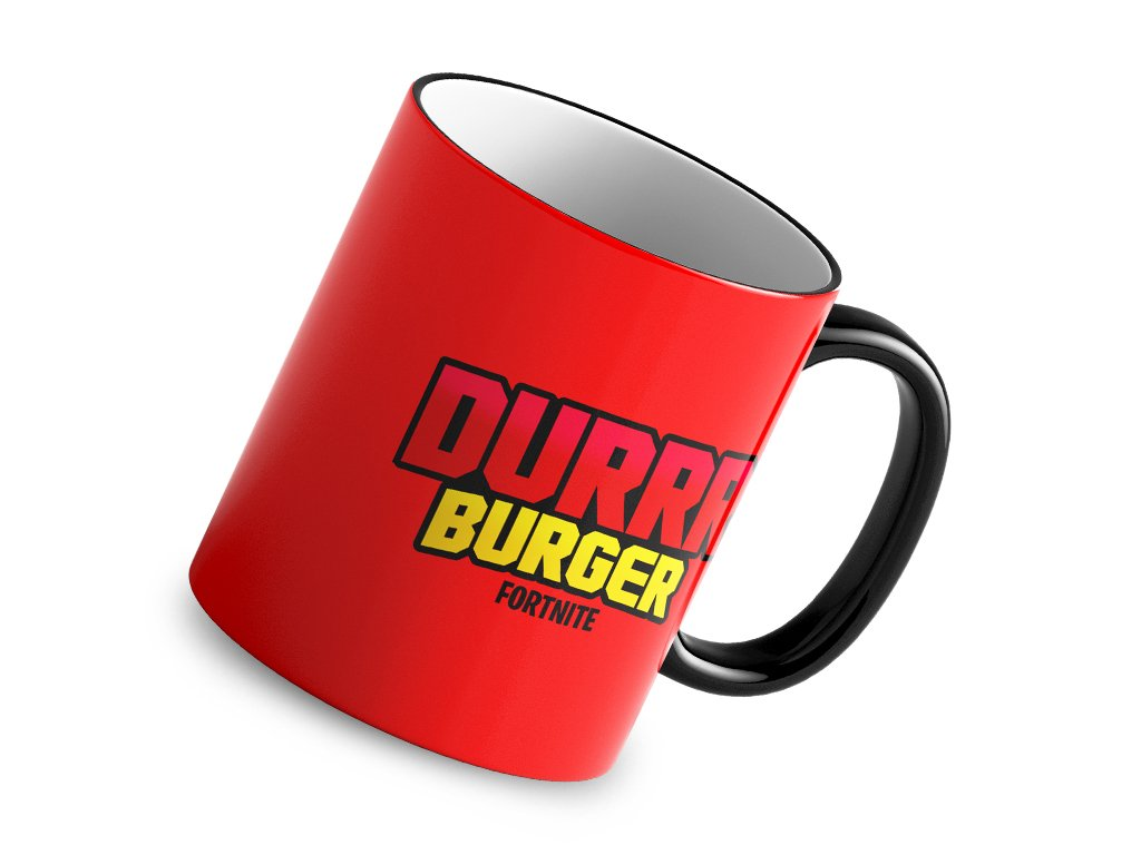 hrnek durrrburger