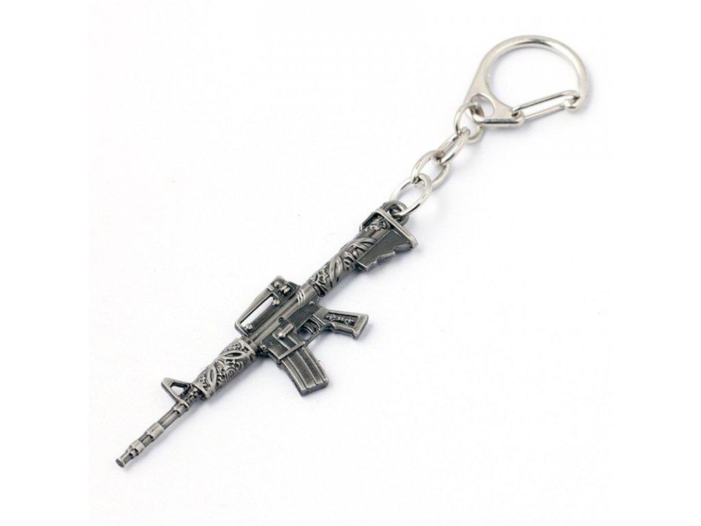 M4A1 S keychain