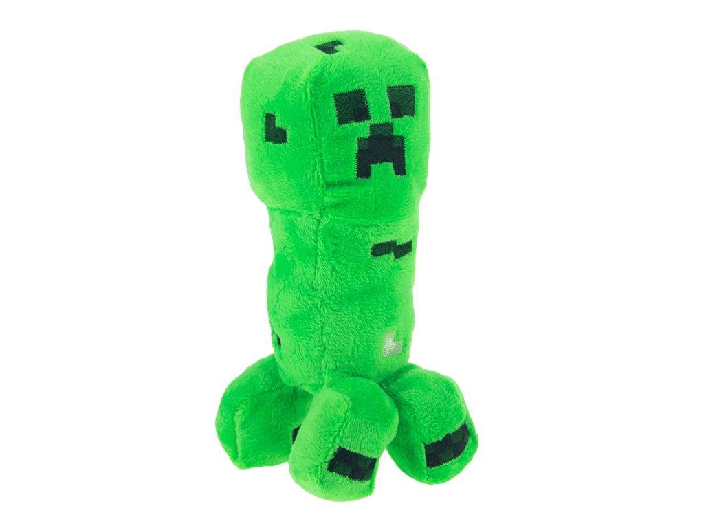 Plyšák Minecraft Creeper 18 cm