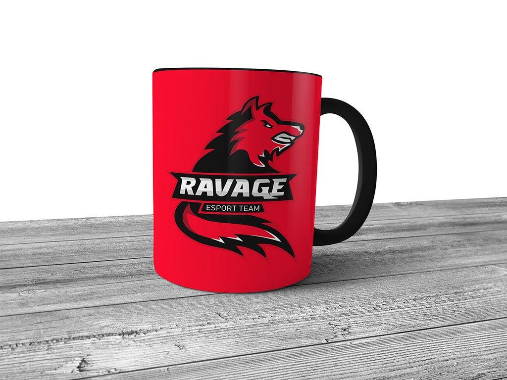 Hrnerk Ravage RED