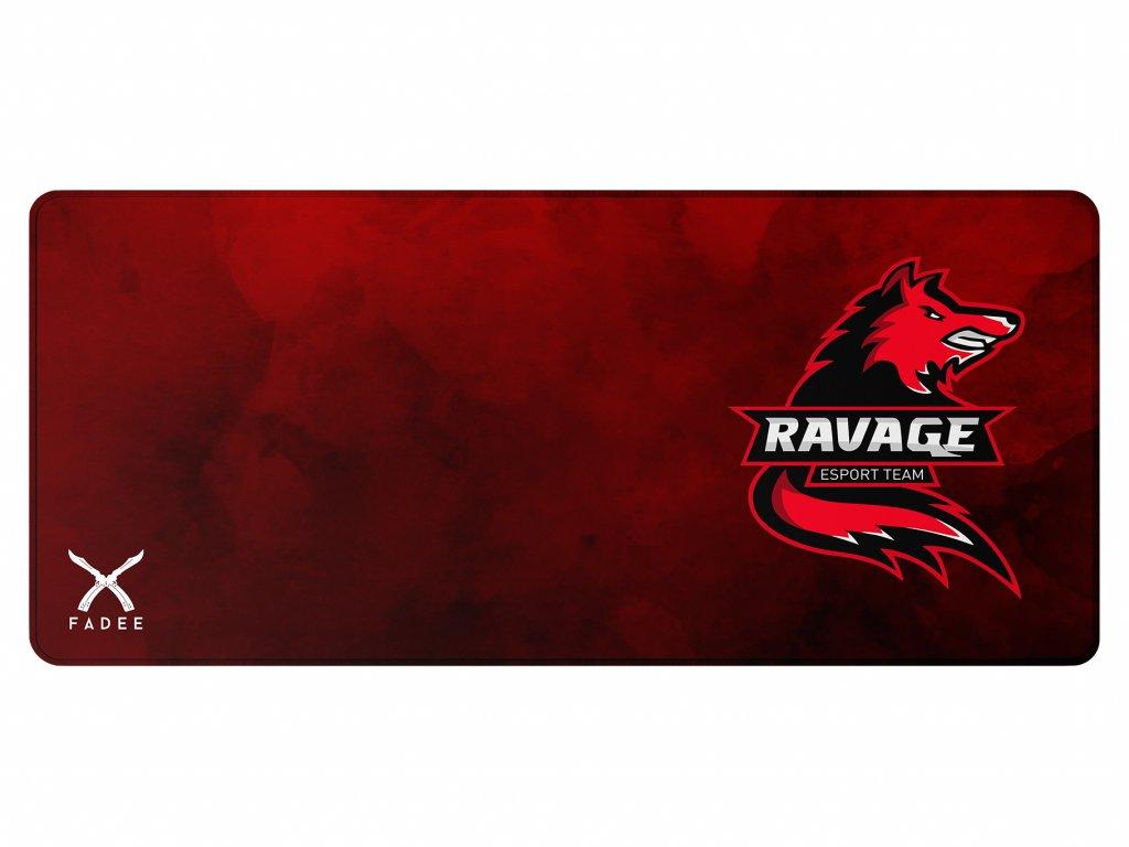 Podložka 90 Ravage red na eshop