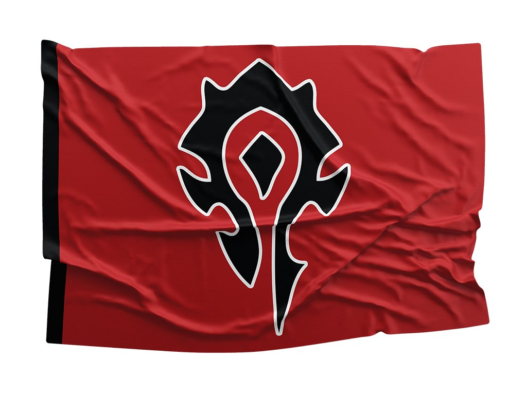 vlajka horde