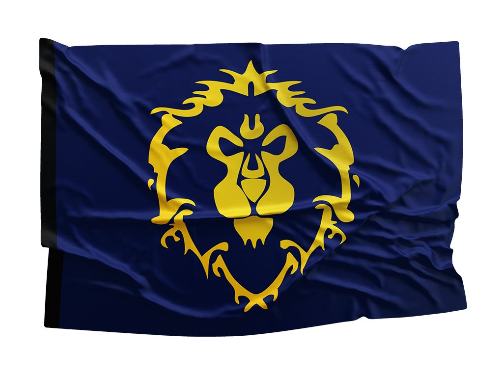 vlajka aliance