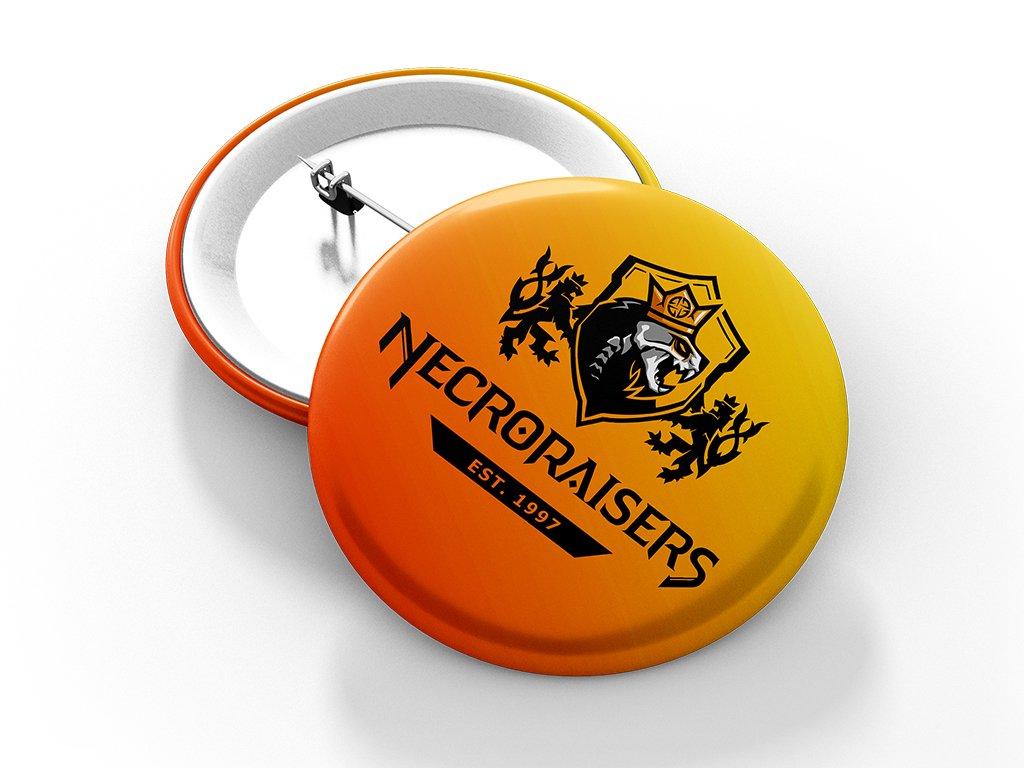placka Necroraisers 37 umístění na eshop