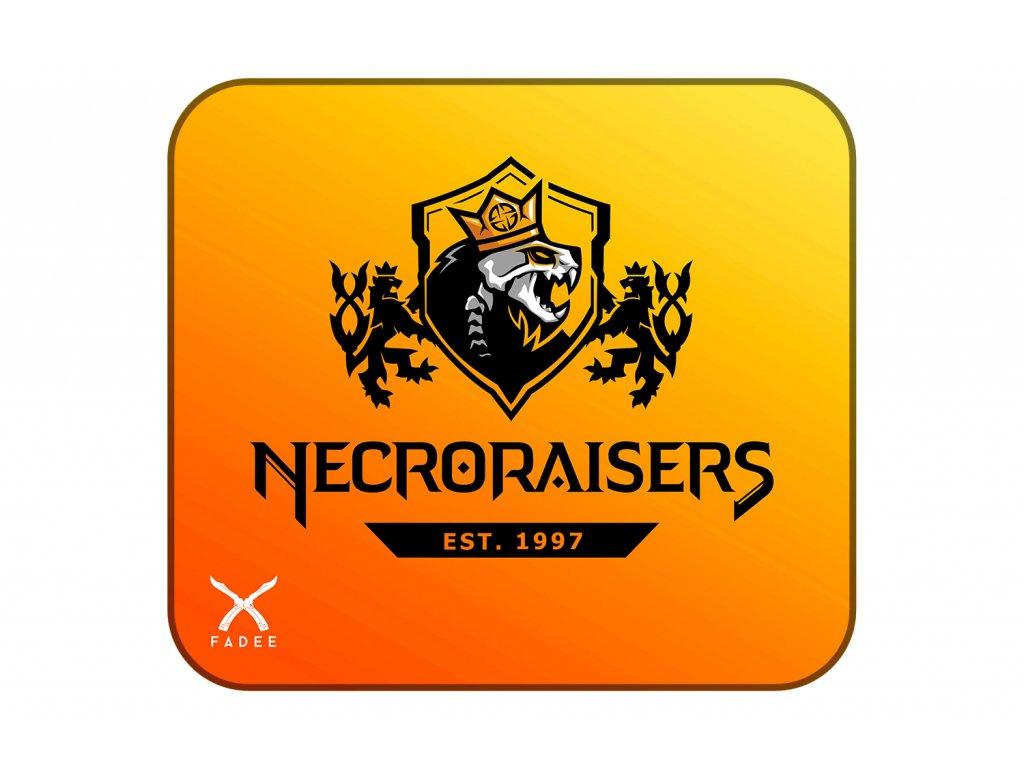 Necroraisers Podložka 45 mock up