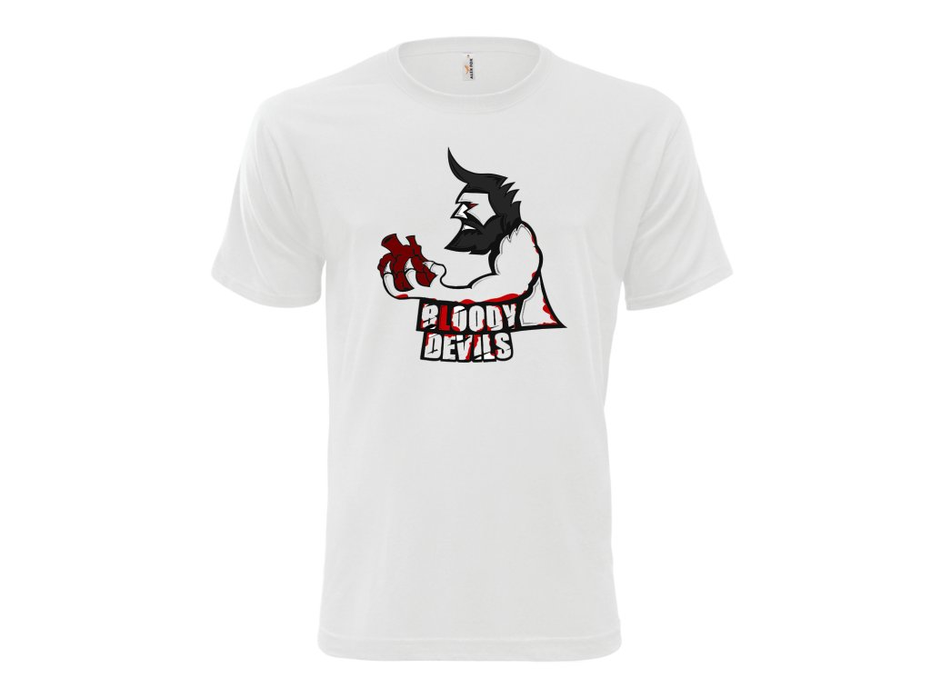Tričko bílé MOCK UP
