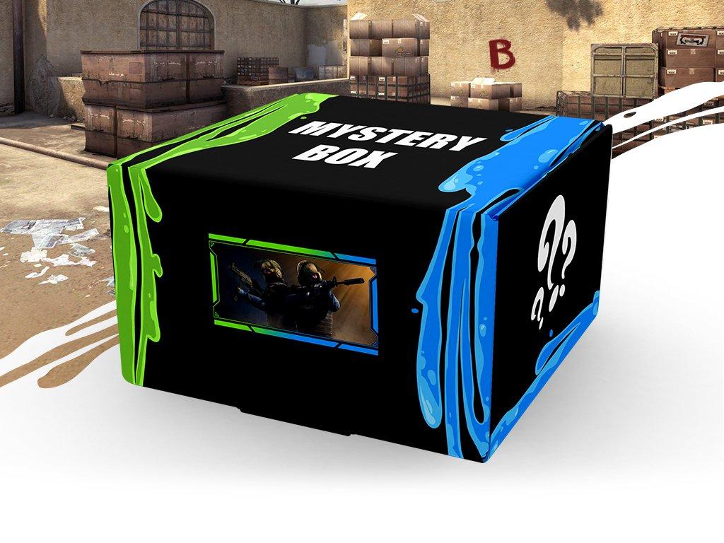 Mystery Box CS:GO - Silver