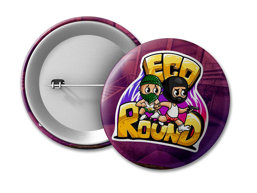 Placka Eco Round