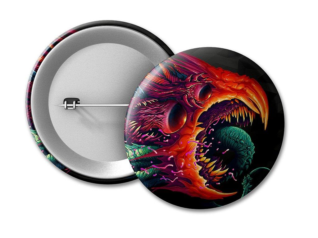 Placka Hyper Beast V2