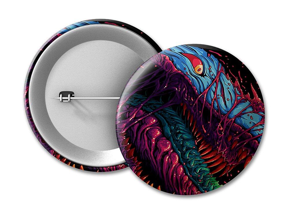Placka Hyper Beast V3